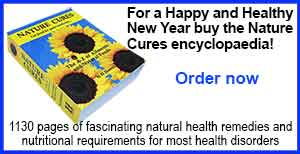 NATURE CURES BOOK