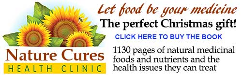 Nature Cures book and clinic